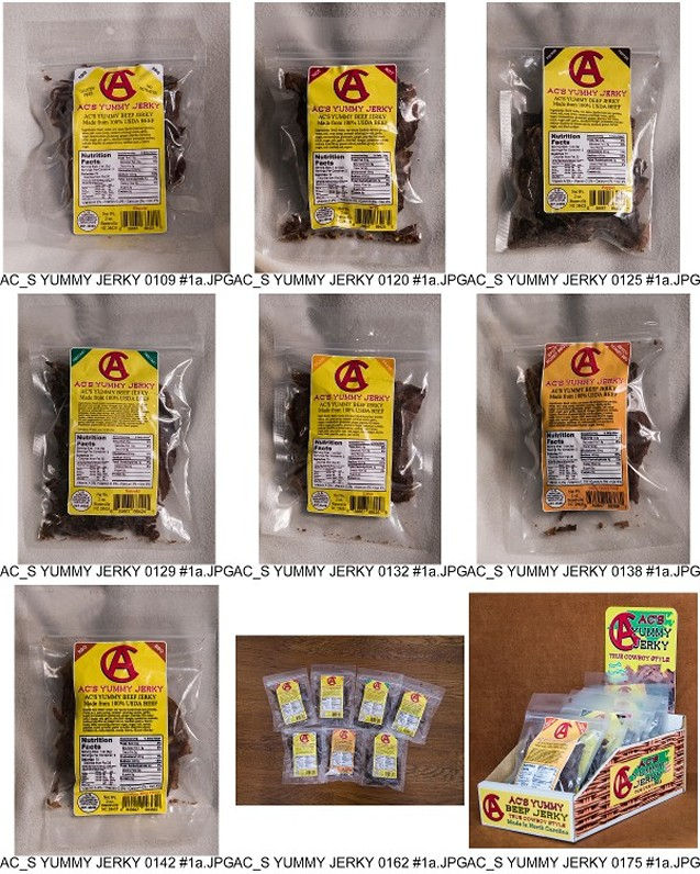 types of ac jerky products
